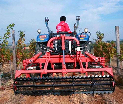 自动避障除草设备