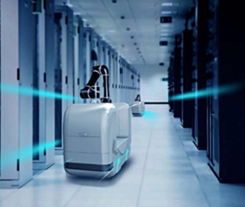 智能档案存取机器人