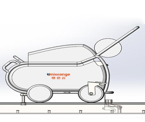 轨道清洗设备