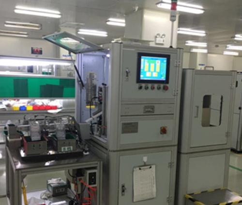 磁片自动分级检测
